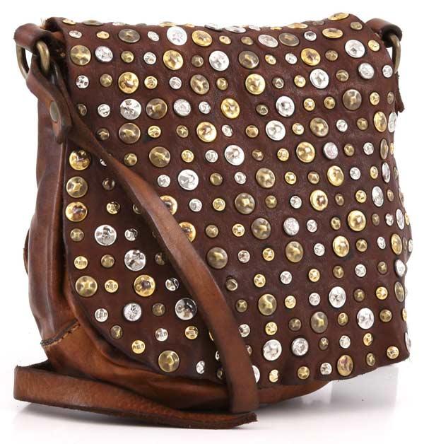 Campomaggi - Italian Leather Studded Bags