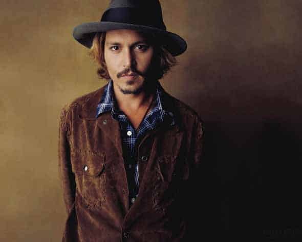 Johnny Depp Fashion Icon - He Knows how to dress (4)