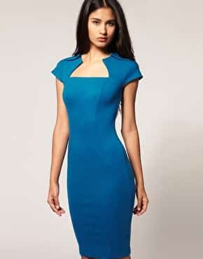 Jelena Ristic – Blue Dress Australian Open Tennis Final, Label Found