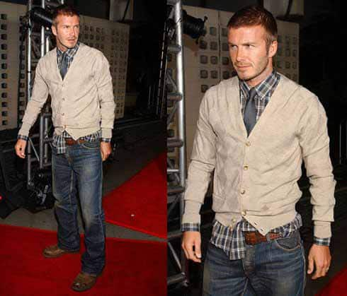 David Beckham Fashion Style - For Men To Learn By (13)