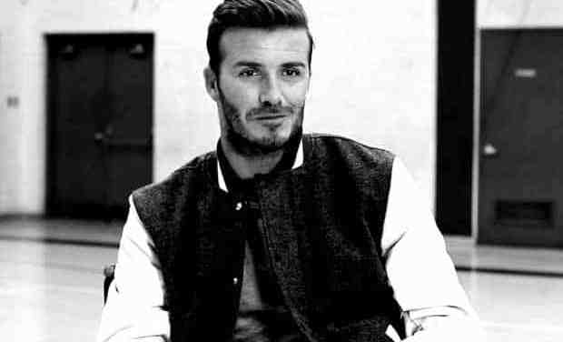 David Beckham Fashion Style – For Men To Learn By