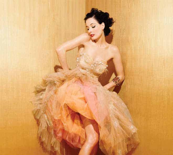 Dita Von Teese - 1940's Burlesque, Vintage Fashion Icon (19)