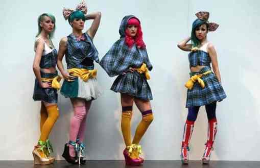 Alternative Fashion Week - Spitalfields Market Liverpool Street