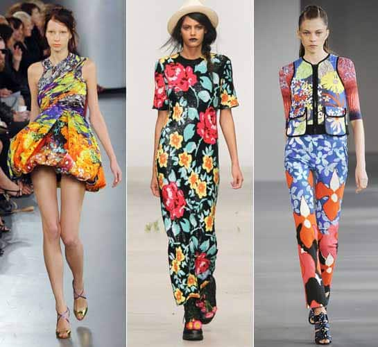 Floral Prints - How To Wear Them Right Now