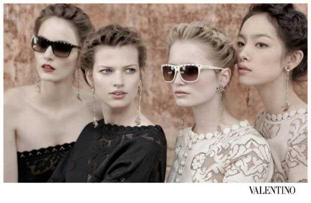 valentino sunglasses eyewear