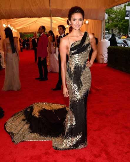 Met Gala - Red Carpet - 2012
