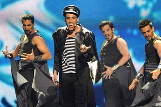 eurovision 2012,music contest