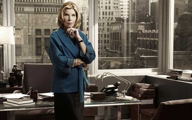 The Wife Fight –The Style of Christine Baranski– Jackets