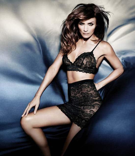 triumph,lingerie, 2012 essence range,gracie opulanza