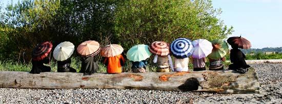 bella umbrella 2012 fashion
