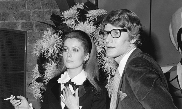 Yves Saint Laurent – Vintage Collections Will Soar In Prices