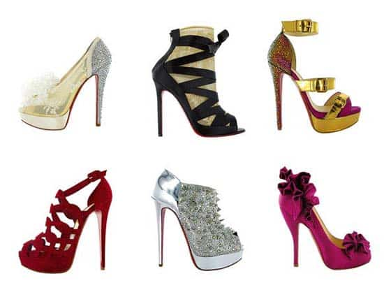 Christian Louboutin Winter 2010-2011
