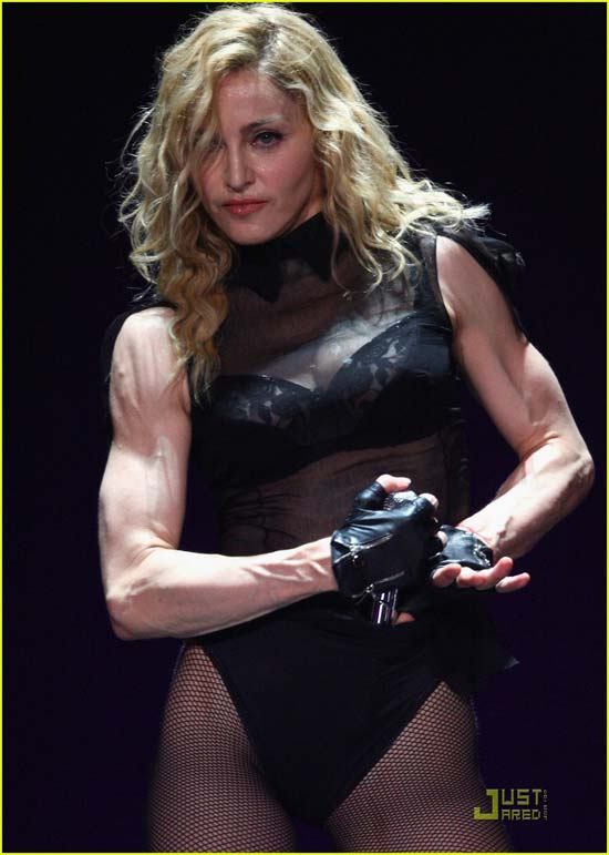 Madonna Fashion Icon for over 25 years (16)