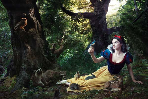 disney snow white - Rachel Weisz