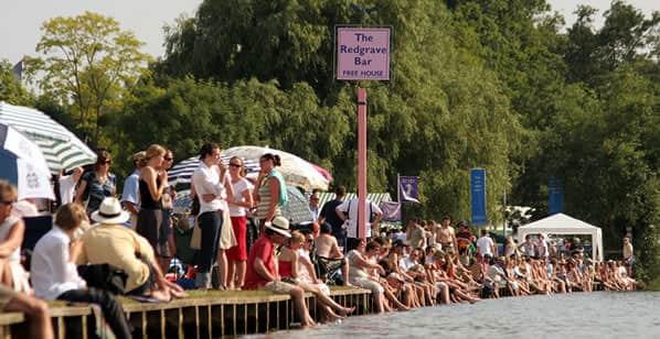 Henley Royal Regatta – What Women Wore