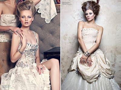 Leonid Gurevich, Alena Soboleva The Wedding Dress You Need To Buy