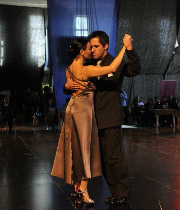 Tango Couture - World Tango Championships 2012