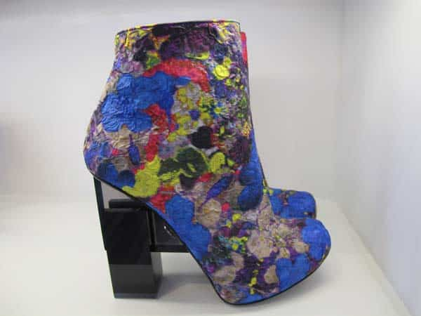 Nicholas Kirkwood  Shoes floral boots