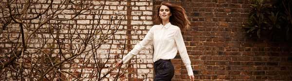 Jigsaw Fashion – Burgundy, Leather Leggings & Tweed
