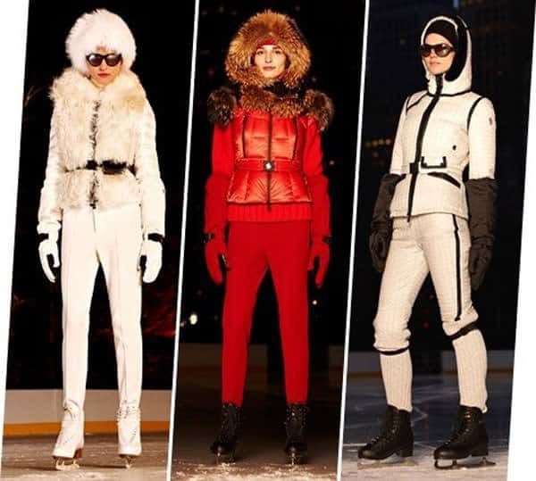 Lacoste - Ski, Chic, Sportswear on the Slopes
