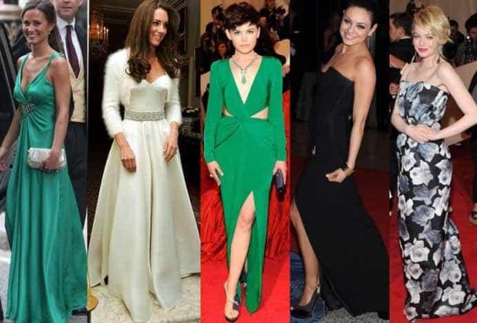 Red Carpet Dresses – A Princess Fashion Dream