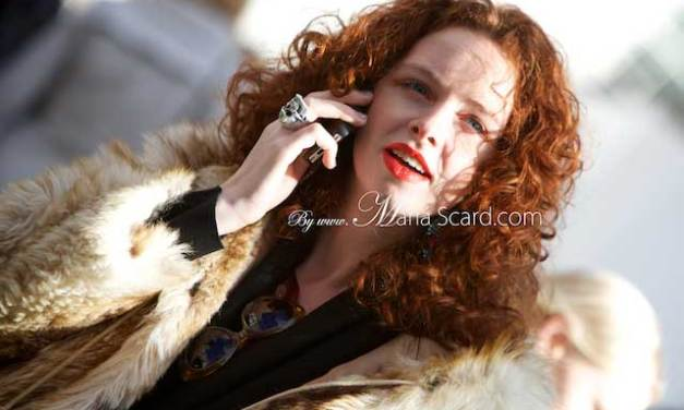 London Fashion Week – Fake Fur Fashion