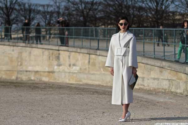 white coats for women