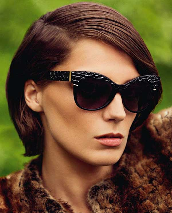 Roberto Cavalli - Designer sunglasses for 2013 black