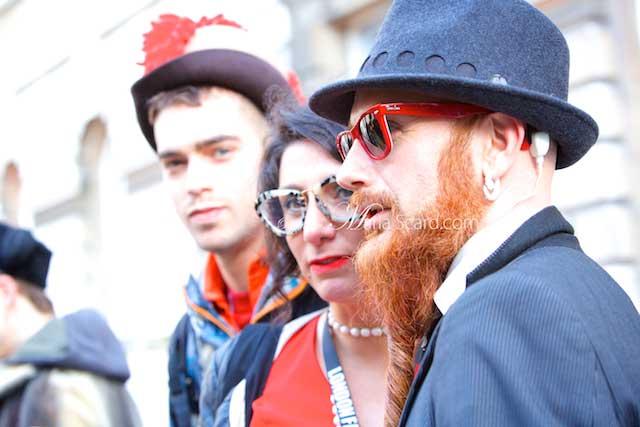 London fashion week 2013 gracie opulanza