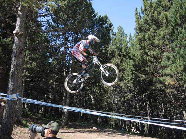 UCI mountain bike world cup - Andorra