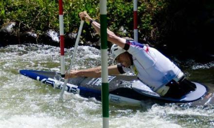 Richard John Hounslow – Interview British Slalom Canoeist