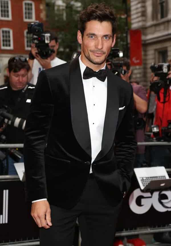 David Gandy - GQ Men Of The Year Awards 2013