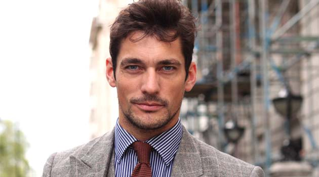 David Gandy Interview London Collections Men January 2013