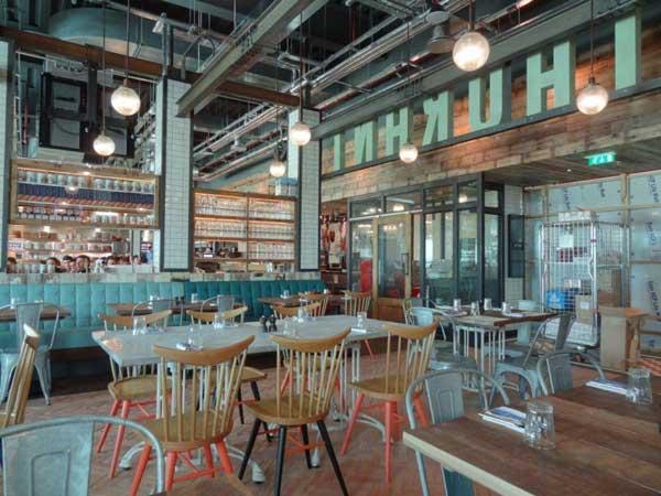 Jamie Oliver - North terminal Gatwick Airport