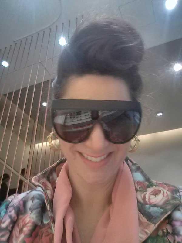 Gracie Opulanza - Barcelona Shoot