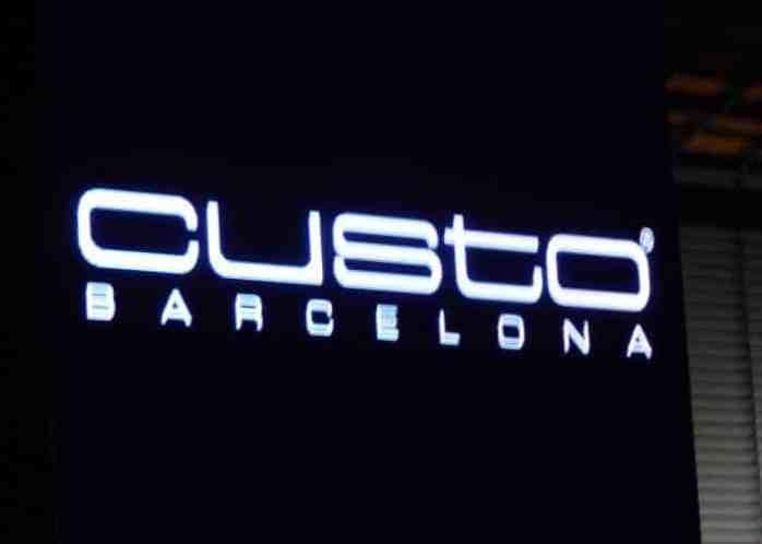 Custo Barcelona - Fashion week 2014 AW Collection