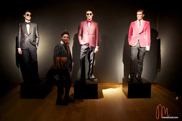 Gieves & Hawkes - London Collections Men