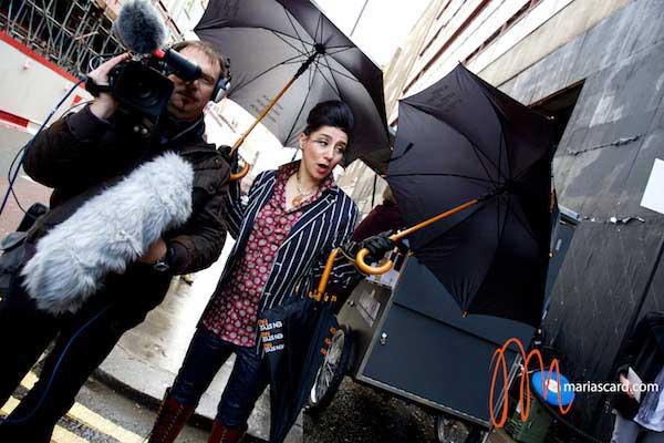 Gracie Opulanza - Lavazza - London Collections Men 2014