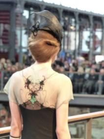 Natalie Capell - 080 Barcelona Fashion 2014