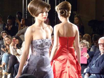 Iconic hairstyles for women London Fashion Week 2014