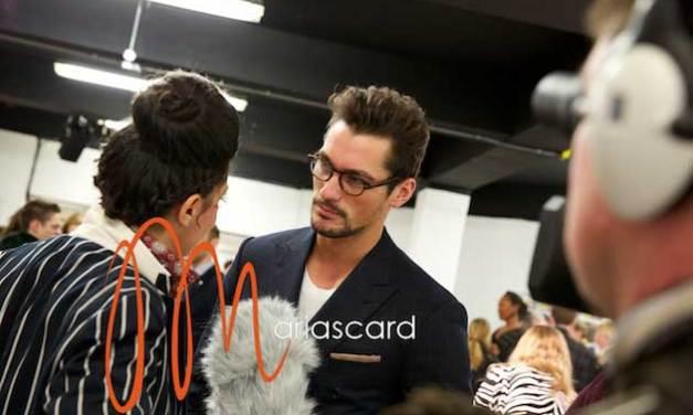 David Gandy – Interview For Men Style Fashion