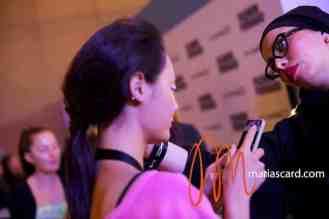 Dubai Fashion Forward - MAc Make UP 2014 (1)