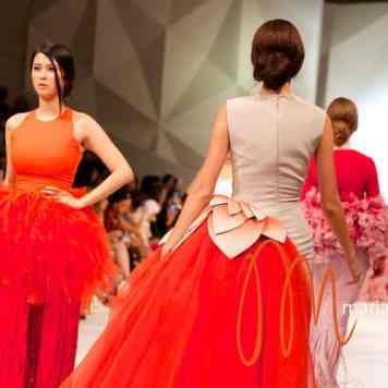 Dubai Fashion Week 2014@ffwddxb Jean Louis sabaji mariascard photographer (56)