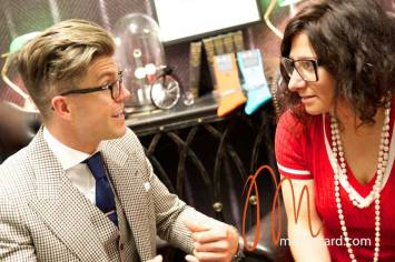 Darren Kennedy - TV Presenter interview Gracie Opulanza 2014 (9)