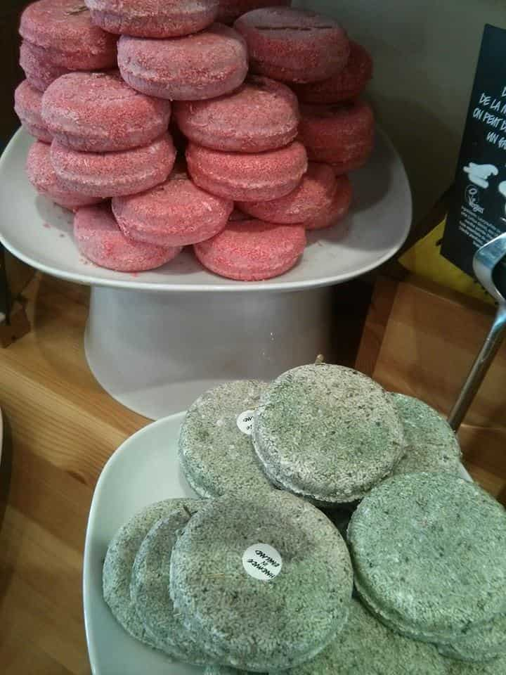 LUSH Cosmetics - Soap Products for LUSH skin (10)
