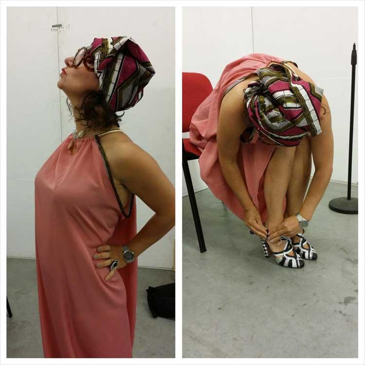 Gracie-Opulanza-wearing-PRADA-shoes-at-African-Fashion-Week-Amsterdam