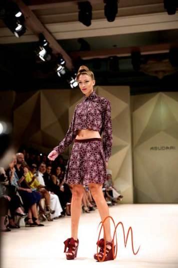 Dubai Asudari 2015 Sporty Couture, Maria Scard Gracie Opulanza fashion (10)