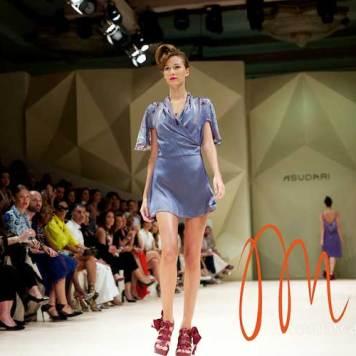 Dubai Asudari 2015 Sporty Couture, Maria Scard Gracie Opulanza fashion (14)