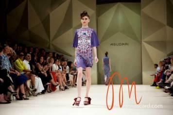 Dubai Asudari 2015 Sporty Couture, Maria Scard Gracie Opulanza fashion (19)