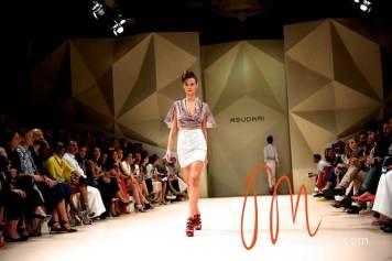 Dubai Asudari 2015 Sporty Couture, Maria Scard Gracie Opulanza fashion (2)